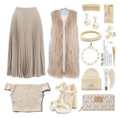 """""""Imagine"""" by jan31 ❤ liked on Polyvore featuring Warehouse, River Island, Abercrombie & Fitch, Kate Spade, Yves Saint Laurent, Michael Kors, Acne Studios, Art Classics and AERIN"""