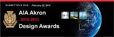 AIA Akron 2012/2013 Design  Awards Program