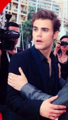 Paul wesley is perfect