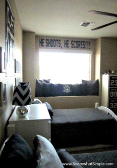 Would be a horrible statement to have in my room, but still cool.