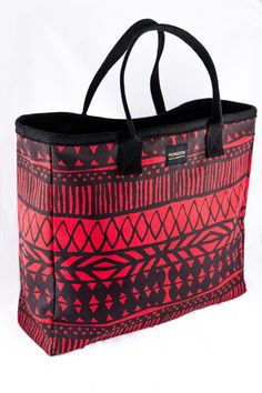 Mongoose Carry Bag | Shop online now at www. GoodiesHub.com Mongoose, Carry Bag, Shopping Bag, African, Textiles, Fabric, Cotton, Leather, Bags