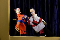 The stories of old Penang will be taken to life by a young troupe of traditional puppet glove performers. Penang Potehi is going to amaze you!