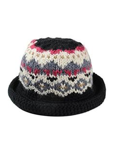 LITHER Soft Knitted Spring Bucket Hat Bonnet Hat for Women ** Want additional info? Click on the image.  This link participates in Amazon Service LLC Associates Program, a program designed to let participant earn advertising fees by advertising and linking to Amazon.com.