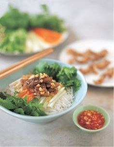 Vietnamese Barbecued Lemongrass Beef | Steamy Kitchen | Jaden Hair