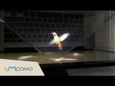 Turn your Smartphone into a 3D Hologram | 4K - YouTube