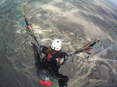 Paragliding by in Mendoza, Argentina. Only $85! Book online now! http://bookthingstodo.com/argentina/mendoza/paragliding-mendoza