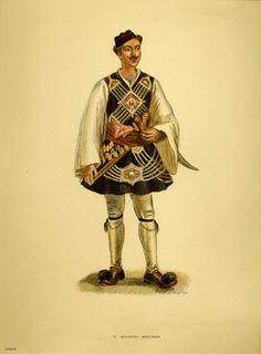Φορεσιά Μεσολογγίου. Costume from Messolonghi. Collection Peloponnesian Folklore Foundation, Nafplion. All rights reserved.