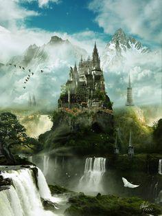 Kingdom of Eden by Alegion.deviantart.com on @deviantART