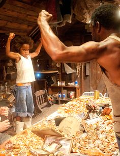 Beasts of the Southern Wild. One of the performances from someone so young. May go down as one of my favorite movies ever.