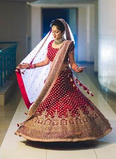 Heavy Designer Red Color Traditional Designer Bridal Lehenga Choli Heavy Designer Red Color Traditional Designer Bridal Lehenga Choli Lotus Pink Bridal & Party Wear Lehenga Choli 11 Traditional Ethnic Clothes Around the World Indian Lehenga, Red Lehenga, Anarkali, Heavy Lehenga, Lehenga Style, Designer Bridal Lehenga, Bridal Lehenga Choli, Bridal Lehnga Red, Indian Bridal Outfits