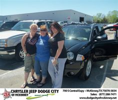 #HappyAnniversary to Charles Carmichael on your 2007 #Jeep #Cmpss from Leon Blackmon  at Dodge City of McKinney!