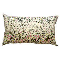 Ardmore Leopard Lights Savannah Rectangular Cushion Cover – Ardmore Design