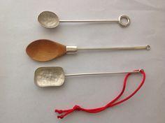 Gerika Langenhoven-handmade silver spoons