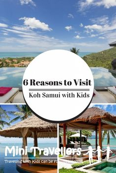 Ko Samui is like a well-established Hollywood celebrity: she's outrageously manicured, has lovely blonde tresses and has gracefully… Thailand Travel, Asia Travel, Samui Thailand, Travel With Kids, Family Travel, Thai Islands, Ko Samui, Backpacking Asia, Amazing Destinations