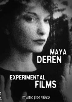 "Collected experimental films - Maya Deren 1986 - VH07253 -- ""Maya Deren's work exemplifies the American avant-garde film movement of the 1940's and 1950's."""