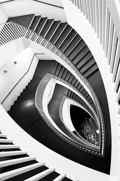 Stairway At The Chicago MCA