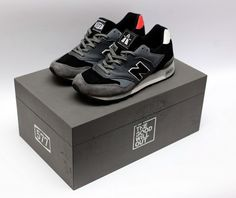 The Good Will Out x New Balance 577: Autobahn