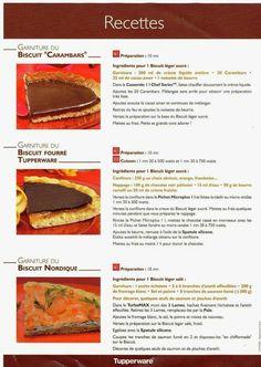 Tupperware , Biscuit carambar, Biscuit fourré, biscuit nordique. Agnes  RAVERA · Moule à garnir