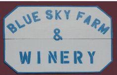 Home - Blue Sky Farm & Winery - Stamford, NY-4 Kinds of Blueberry Wine