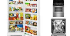 Home Depot ~ Extra 35% Off Select Major Appliances