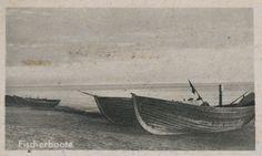 Seebad-Försterei, Fischerboote