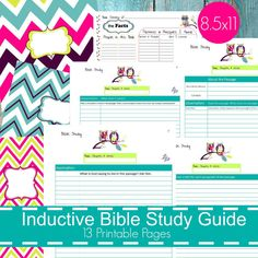 7 Best Bible Study images in 2017 | Bible study guide, Bible