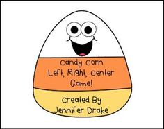 """FREE MATH LESSON - """"Halloween Candy Corn LRC Game FREEBIE!"""" - Go to The Best of Teacher Entrepreneurs for this and hundreds of free lessons. Pre-Kindergarten - 2nd Grade #FreeLesson #Math  #Halloween  http://www.thebestofteacherentrepreneurs.com/2015/09/free-math-lesson-halloween-candy-corn.html"""