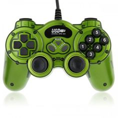 USB Double Shock 2 Game Controller PC Joypad Features: Support plug and play Imitate the mode to convert with normal regulations mode arbitrarily The shape is special, feeling comfortable and shocking function is strong