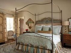 rose and gold canopy bedroom - Google Search