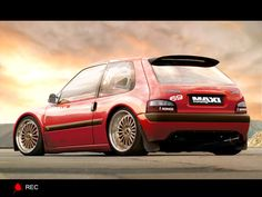 Citroen Saxo by ~RecDesign on deviantART