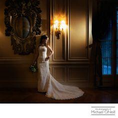 Michael ONeill Wedding Portrait Fine Art Photographer Long Island New York - deSeversky Glen Cove Oheka Vanderbilt Mansion Wedding Photography