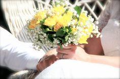 Le mariage en jaune et blanc d'Emma, à l'esprit rétro guinguette chic !   Mademoiselle Dentelle