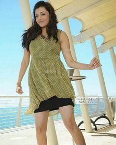 Kaju darling ummmm hhhhh Patiala Salwar Suits, Cotton Salwar Kameez, Indian Bridal Sarees, South Actress, Saree Styles, India Beauty, Saree Wedding, Indian Wear, Fashion Pants