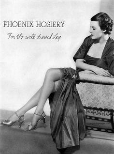 Phoenix Hosiery 1936