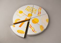 Pizza Presto by Amanda Berglund