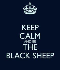 black sheep. baaaaa. maternal narcissism destroys families.