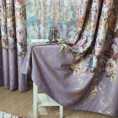 Cheap tulle decorations, Buy Quality curtain furnishing directly from China curtain shower Suppliers: MYRU High Quality Pastoral Printed Castle Window Tulle Curtains For living Room/Bedroom Blackout Curtains Window Treatment Silver Curtains, Tulle Curtains, Window Curtains, Curtains Living, Cheap Tulle, Tulle Decorations, Curtains Pictures, Castle Window, Cheap Windows