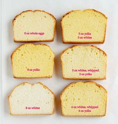 Pound cake made with eggs, whites and yolks. cake batter eggs