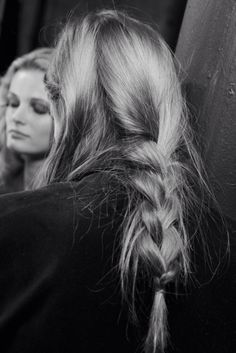 and another braid. | via @TheyAllHateUs