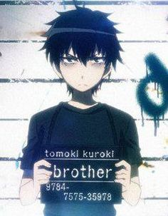 Tomoki Kuroki from Watamote, anime