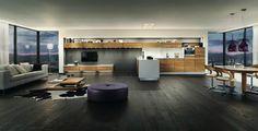 open space casa del futuro