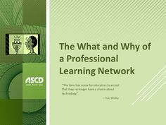 Tom Whitby's ASCD Express article