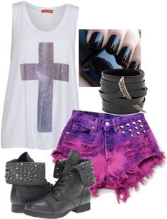 """""""Untitled #108"""" by casey-l-chambers ❤ liked on Polyvore"""