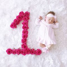 15 Cute Ideas For Monthly Baby Photos | baby | Pinterest | Monthly baby  photos, Baby and Baby photos
