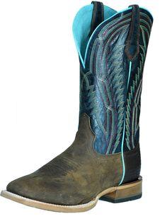 166f04482f4 bota masculina ariat chute boss sola ats pro p15007 - Busca na Loja Cowboys  - Moda Country
