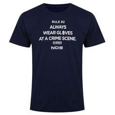NCIS Always Wear Gloves At Crime Scene T-Shirt
