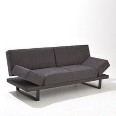 Schlafsessel Design schlafsessel carmack ii webstoff grau schlafen und sitzen