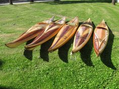 Guillemot Strip-Built Sea Kayak