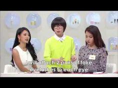[Eng Sub]Get It Beauty-Hyori Hyorish BAD GIRLS makeup tutorial (2/2) - YouTube