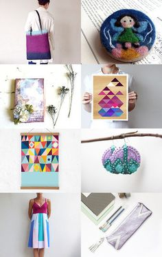 Summer sweets by Mammabook on Etsy--Pinned with TreasuryPin.com